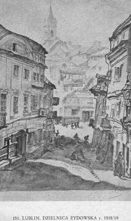 Wyczółkowski Leon, Lublin