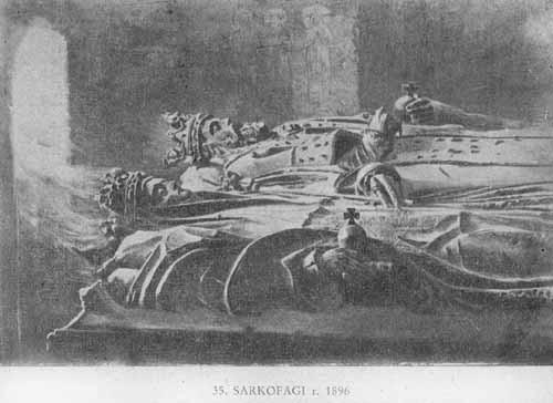 Wyczółkowski Leon, Sarkofagi