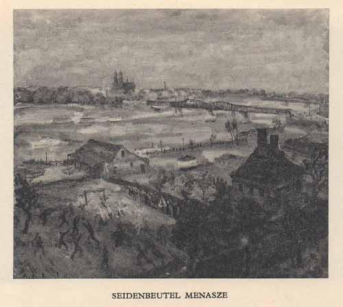 Seidenbeutel Menasze, s.34