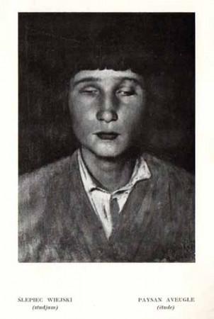 Czachórski Władysław, Ślepiec wiejski