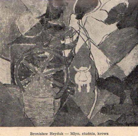 Heyduk Bronisław, Młyn, s.57