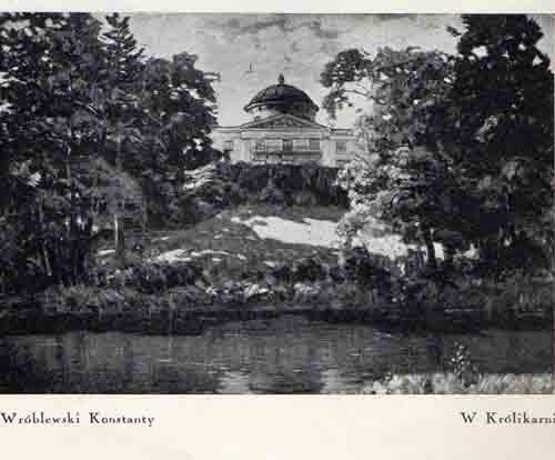 Wróblewski Konstanty, W Królikarni, s.37