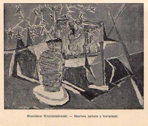 Krzyształowski Stanisław, Martwa natura, s.57