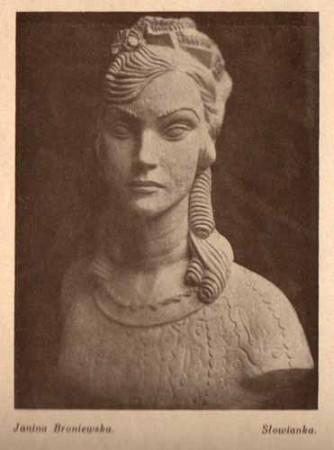 Broniewska Janina, Słowianka, s.29