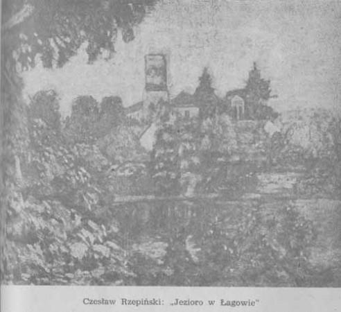 Rzepiński Czesław, Jezioro, s.55