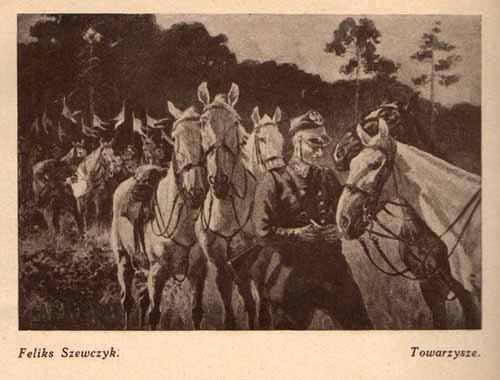 Szewczyk Feliks, Towarzysze, s.29