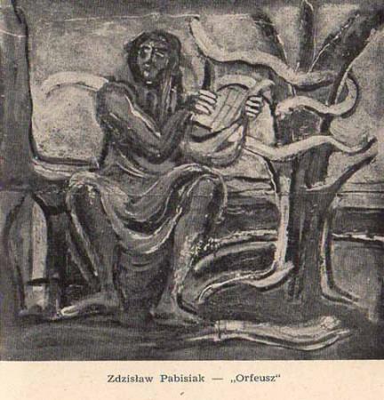 Pabisiak Zdzisław, Orfeusz, s.57