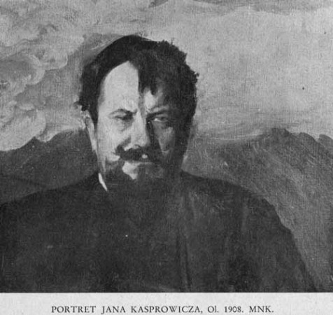 Wyczółkowski Leon, Portret Jana Kasprowicza