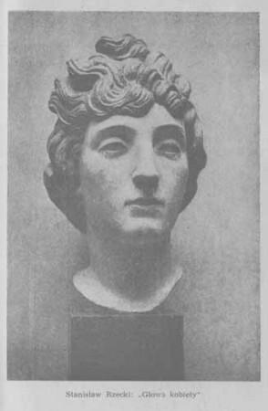 Rzecki Stanisław, Głowa kobiety, s.55