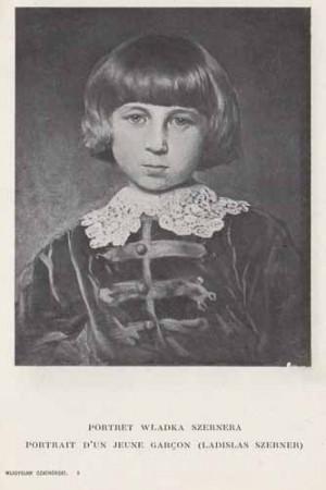 Czachórski Władysław, Portret Władka Szernera