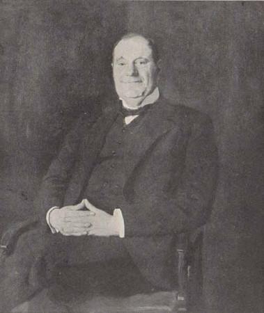 Lentz Stanisław Portret Mieczysława Frenkla, 40 TZSP