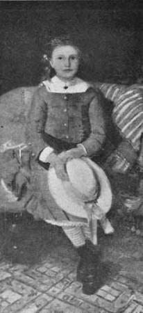 Wyczółkowski Leon, Portret dziewczynki