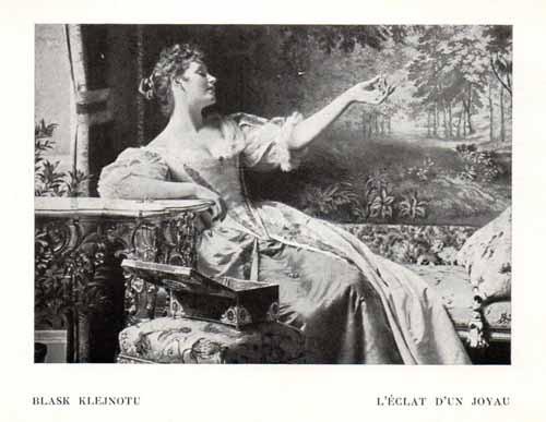 Czachórski Władysław, Blask klejnotu