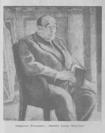 Pronaszko Zbigniew, Portret, s.55
