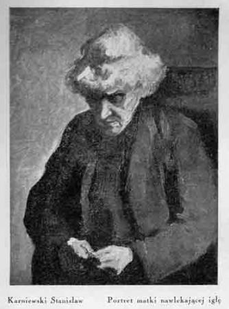 Karniewski Stanisław, Portret matki, s.37