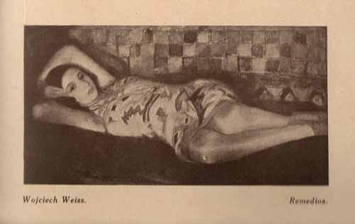 Weiss Wojciech, Remedios, s.29