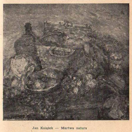 Książek Jan, Martwa natura, s.57