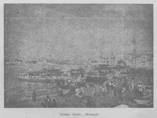 Grott Teodor, Wenecja, s.55