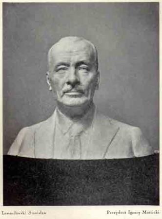 Lewandowski Stanisław, Prezydent, s.37