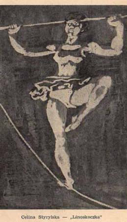 Styrylska Celina, Linoskoczka, s.57