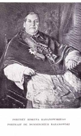 Czachórski Władysław, Portret biskupa Baranowskiego