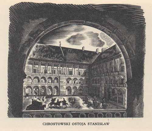 CHrostowski Ostoja Stanisław