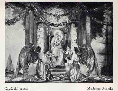 Gawiński Antoni, Madonna Morska, s.37