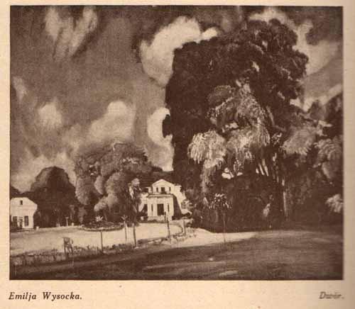 Wysocka Emilia, Dwór, s.29