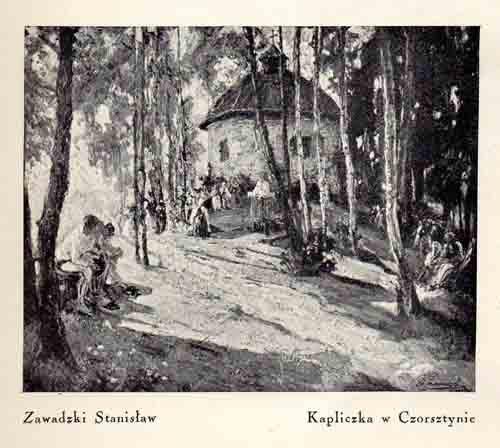 Zawadzki Stanisław, Kapliczka, s.37