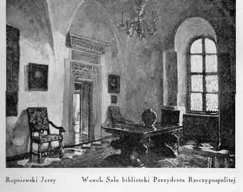 Rupniewski Jerzy, Wawel, s.37