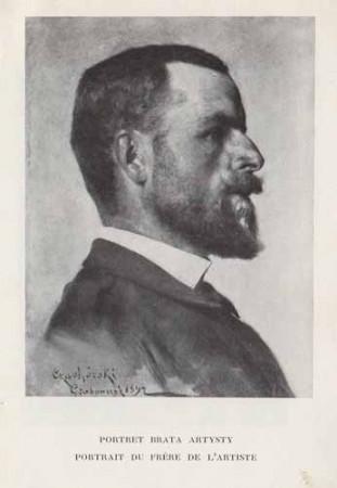 Czachórski Władysław, Portret brata artysty