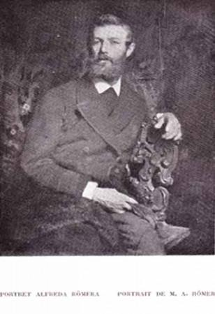 Czachórski Władysław, Portret Romera