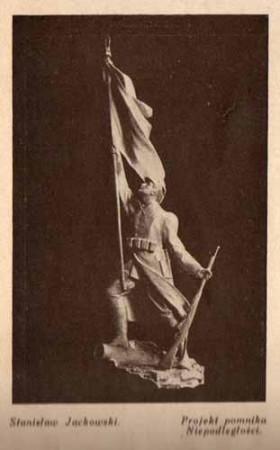 Jackowski Stanisław, Projekt pomnika, s.29