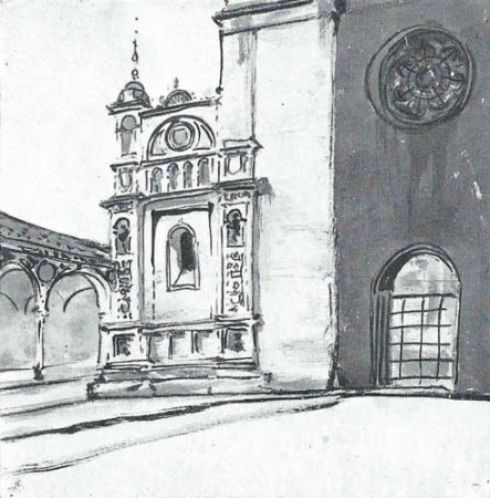 Noakowski Stanisław Italia fantastica - monografia Noakowski