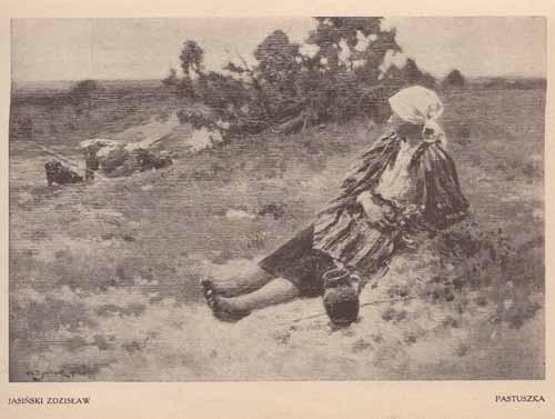 Jasiński Zdzisłąw, Pastuszka, s.24,25