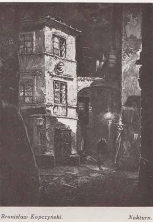 Kopczyński Bronisław, Nokturn, s.28