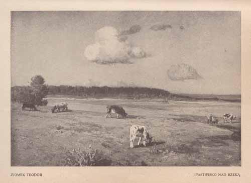 Ziomek Teodor, Pastwisko, s.24,25