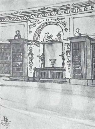 Noakowski Stanisław Biblioteka empirowa - monografia Noakowski