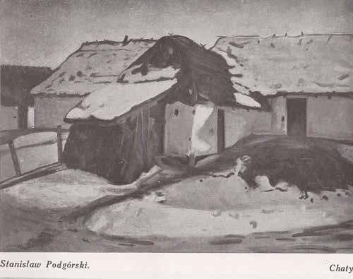 Podgórski Stanisław, Chaty, s.28