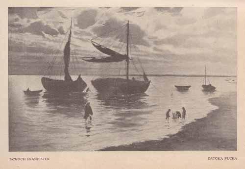 Szwoch Franciszek, Zatoka Pucka, s.24,25
