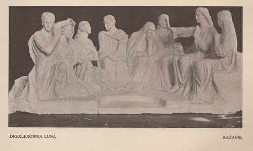 Drexlerówna Luna, Kazanie, s.24,25