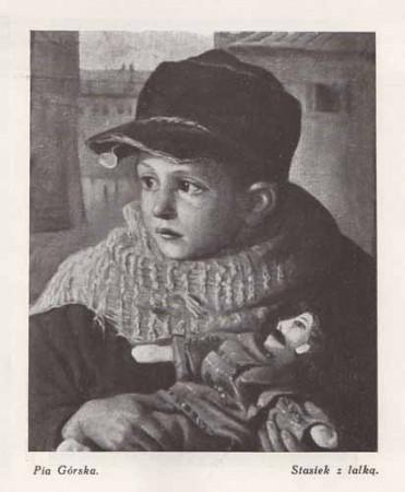 Górska Pia, Stasiek z lalką, s.28