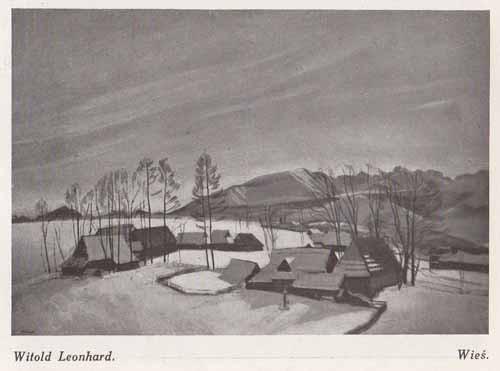 Leonhard Witold, Wieś, s.28