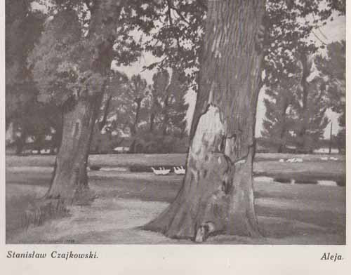 Czajkowski Stanisław, Aleja, s.28