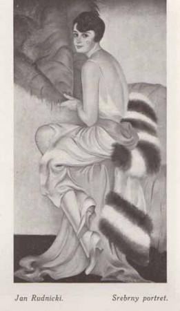 Rudnicki Jan, Srebrny portret, s.28