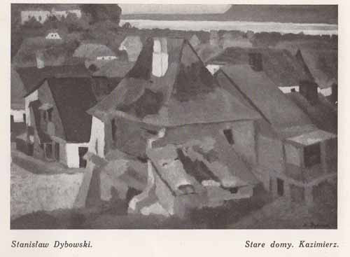 Dybowski Stanisław, Stare domy. Kazimierz, s.28