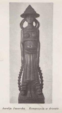 Jaworska Aurelia, Kompozycja w drzewie, s.28