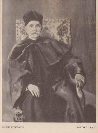 Gorski Konstanty, Portret, s.24,25