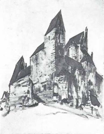 Noakowski Stanisław Zamczysko gotyckie - monografia Noakowski