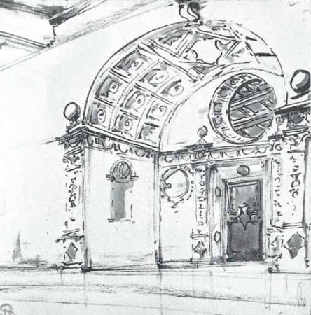 Noakowski Stanisłąw Sala renesansowa - monografia Noakowski